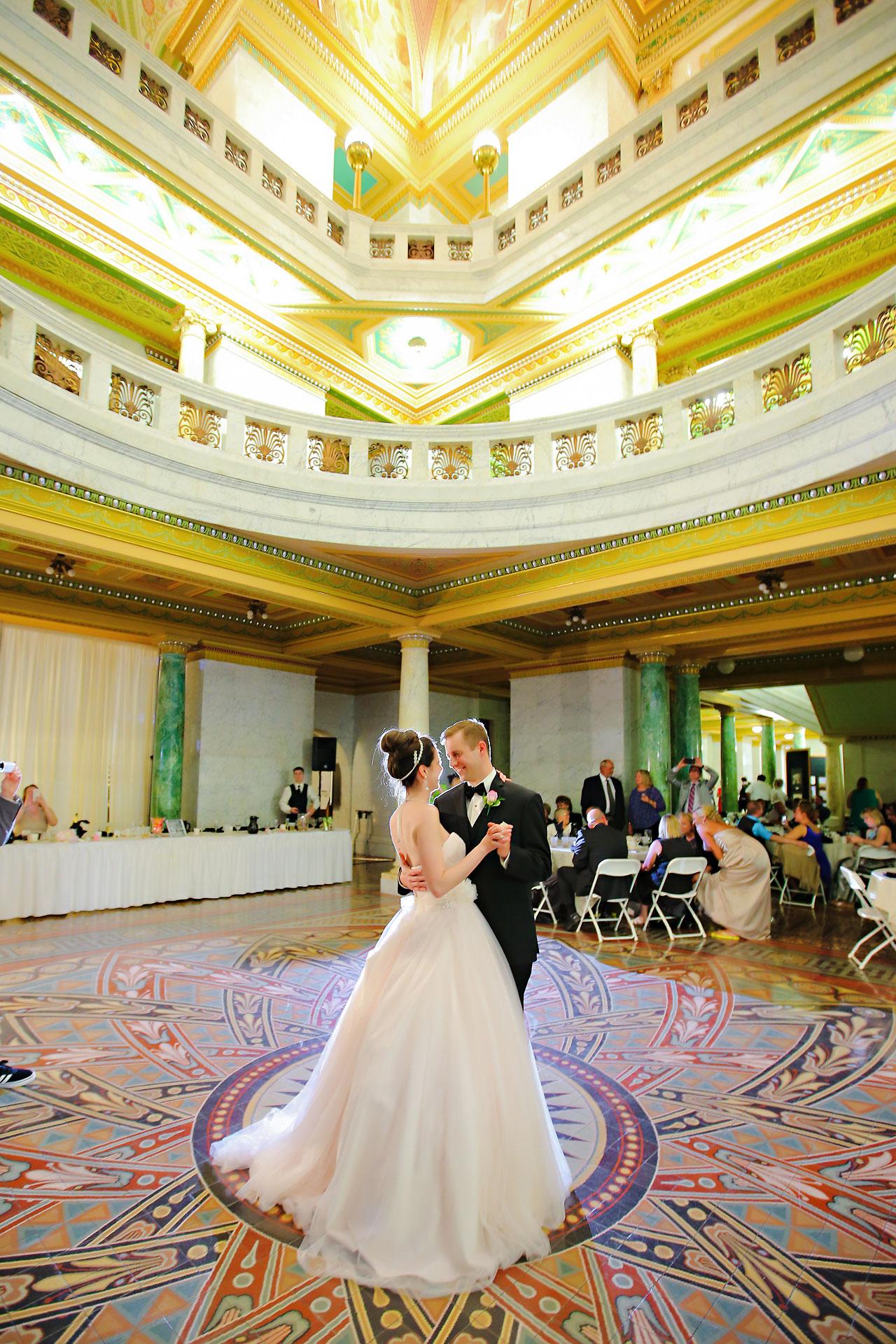 Shelley Jordan Fort Wayne Wedding 227