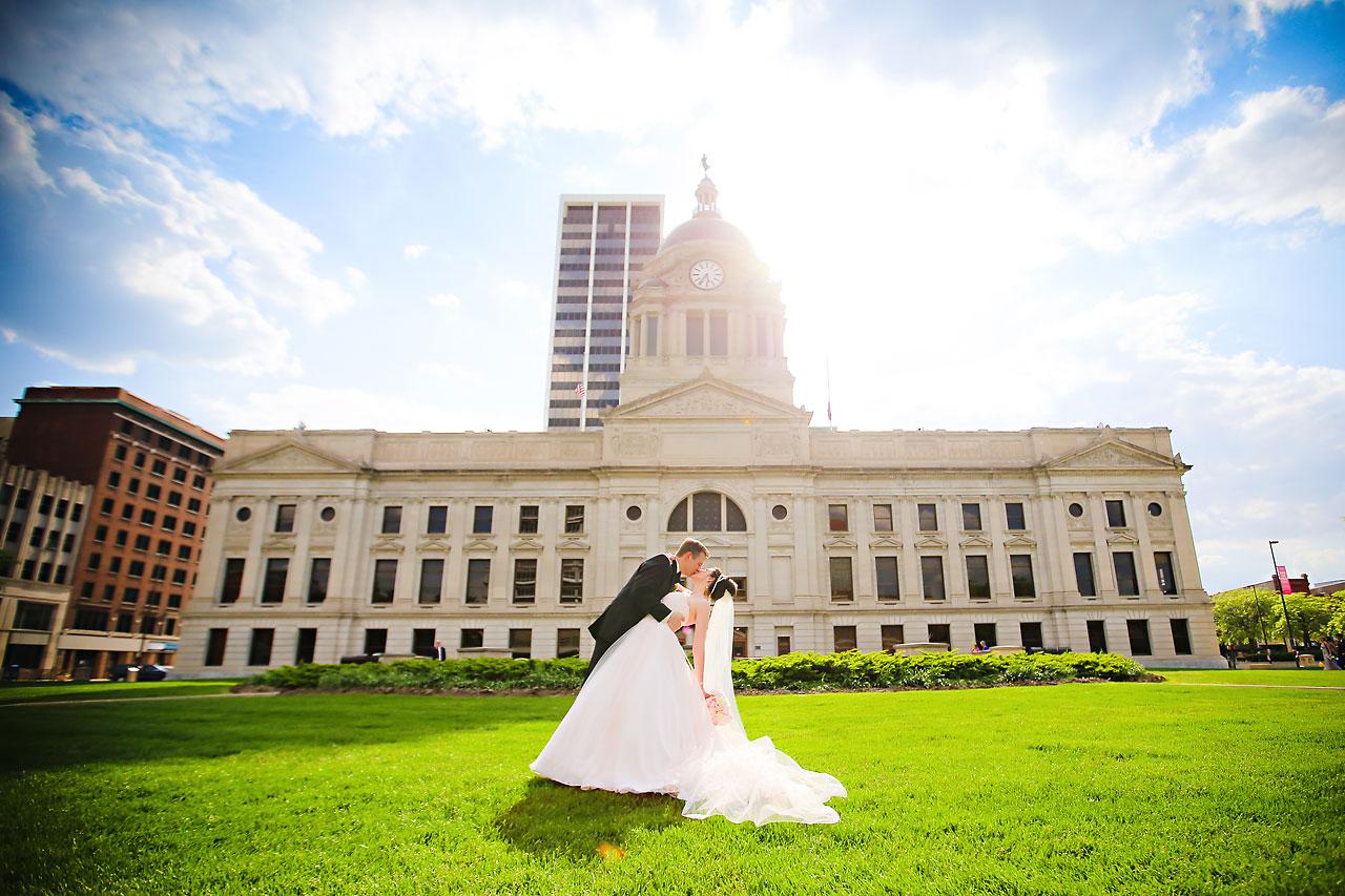 Shelley Jordan Fort Wayne Wedding 167