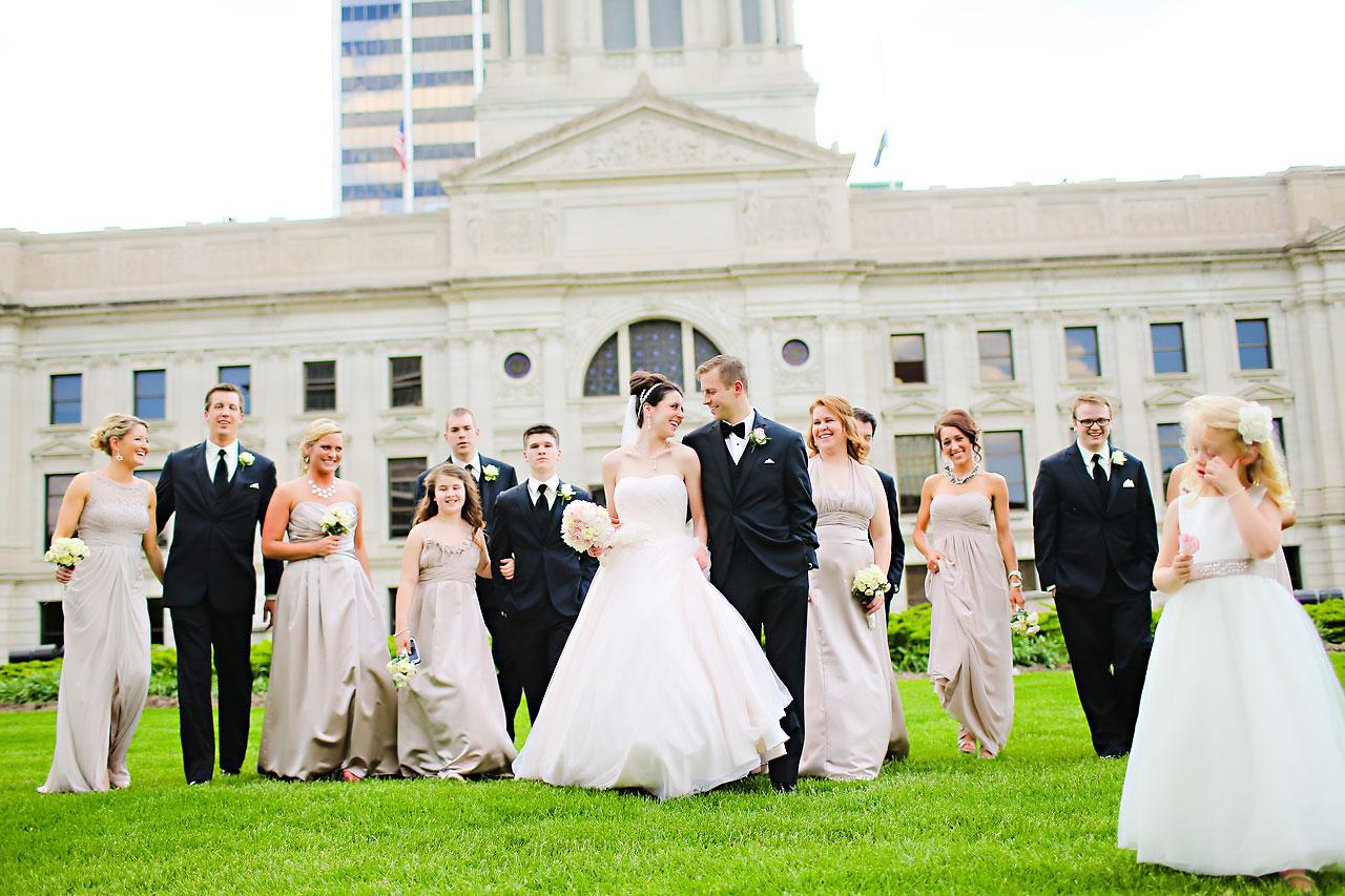 Shelley Jordan Fort Wayne Wedding 159