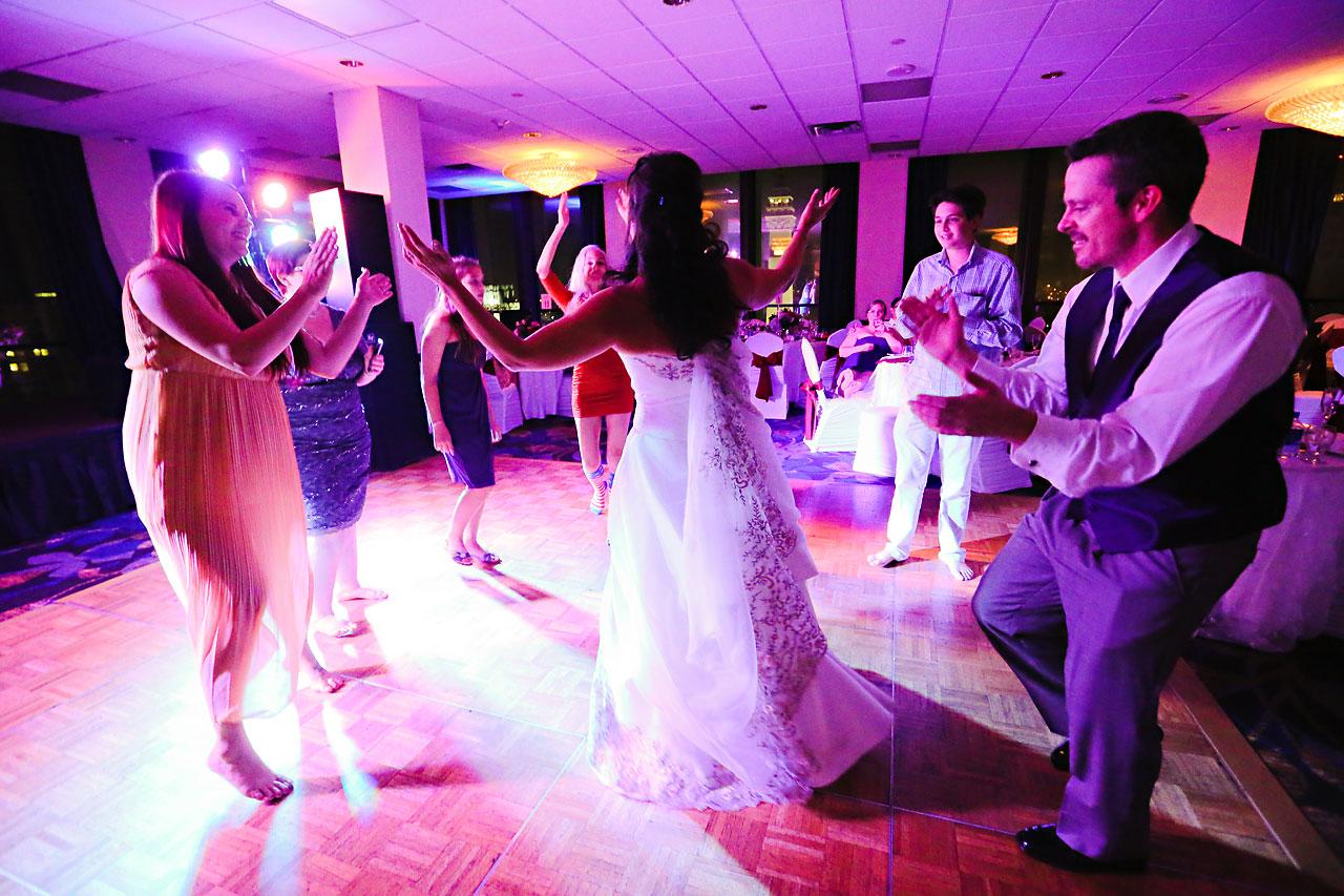 Megan Mike Sheraton Indianapolis Wedding 253