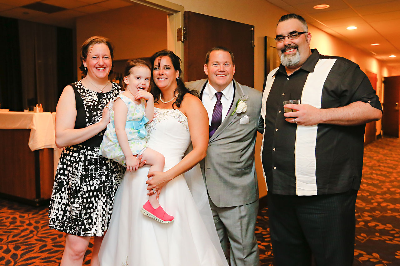 Megan Mike Sheraton Indianapolis Wedding 249