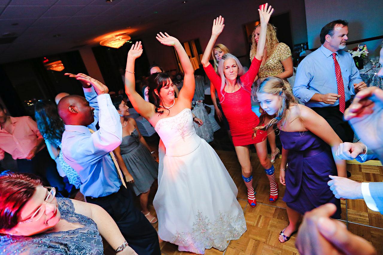 Megan Mike Sheraton Indianapolis Wedding 247