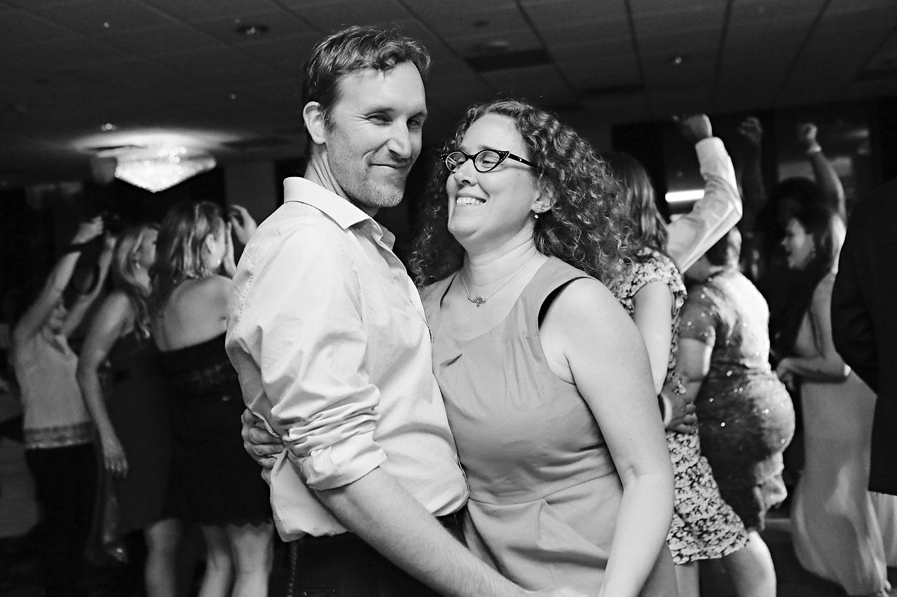 Megan Mike Sheraton Indianapolis Wedding 246