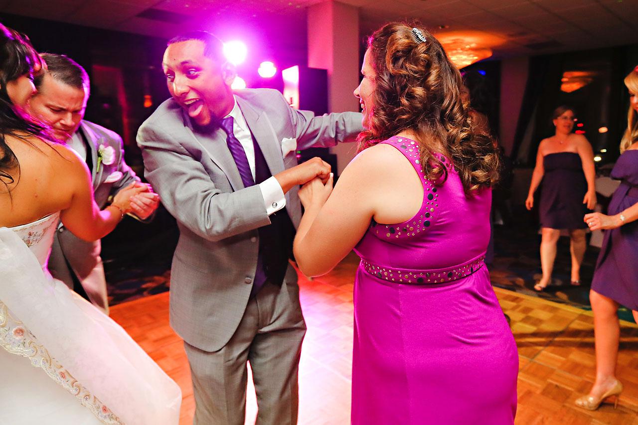 Megan Mike Sheraton Indianapolis Wedding 235