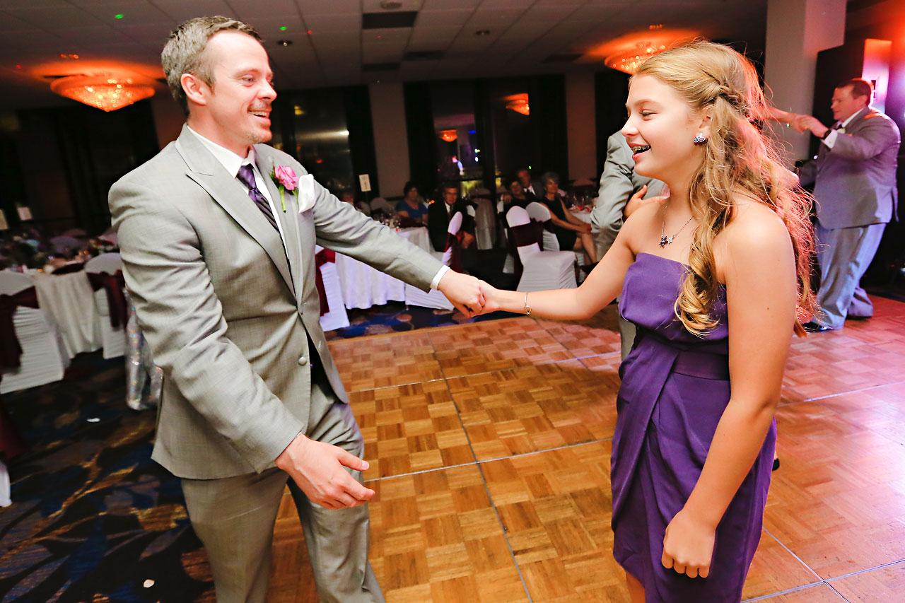 Megan Mike Sheraton Indianapolis Wedding 236
