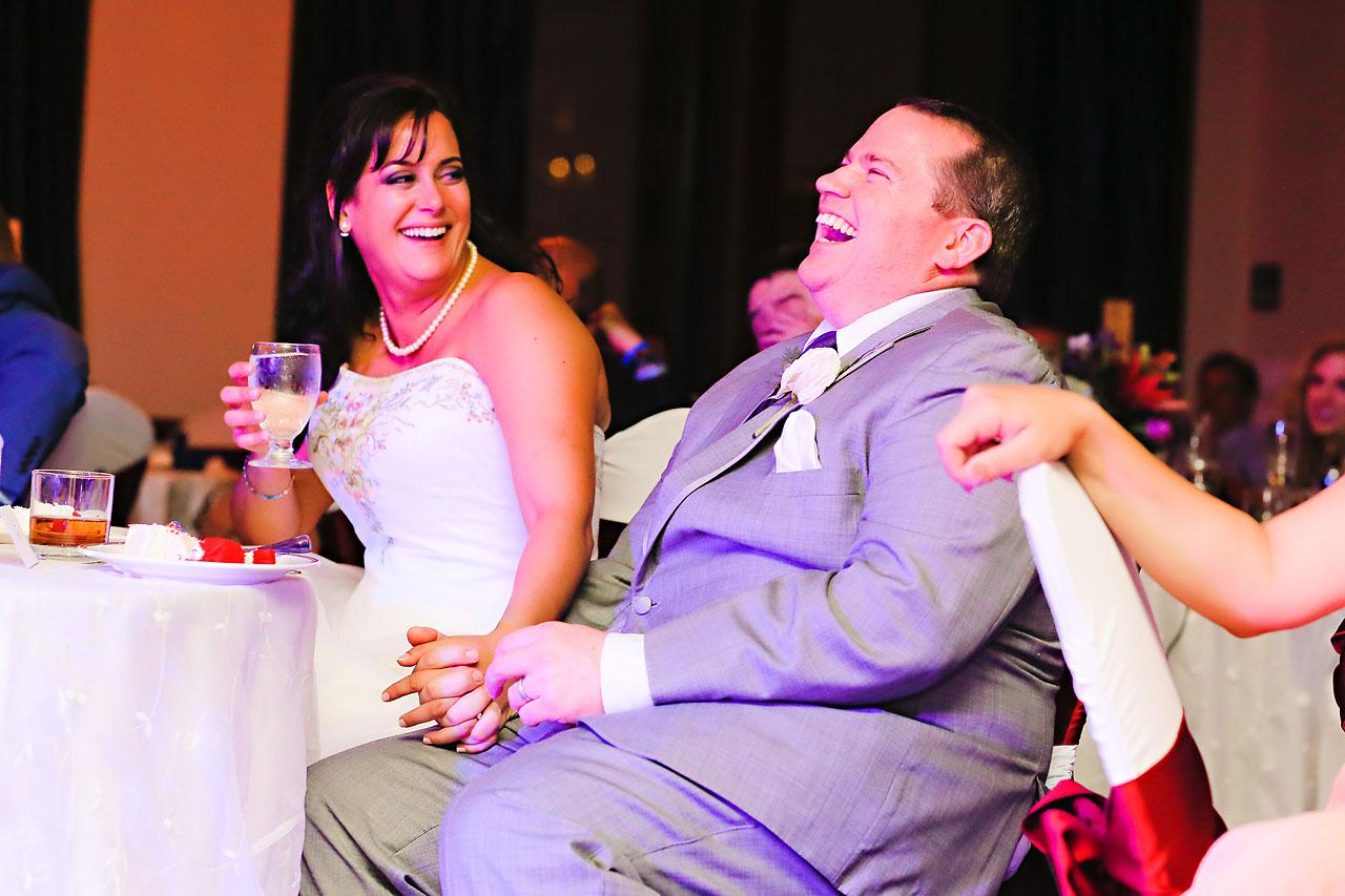 Megan Mike Sheraton Indianapolis Wedding 234