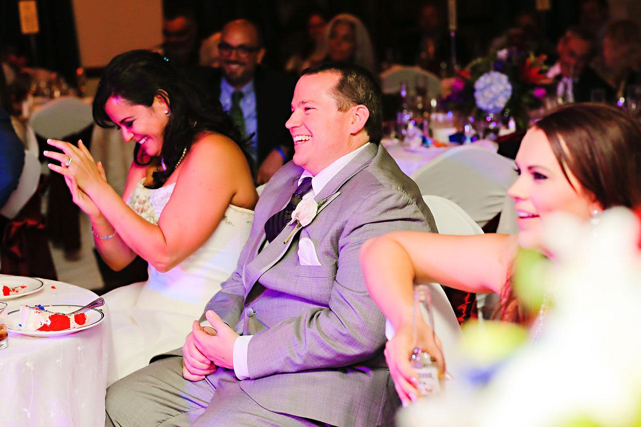 Megan Mike Sheraton Indianapolis Wedding 228