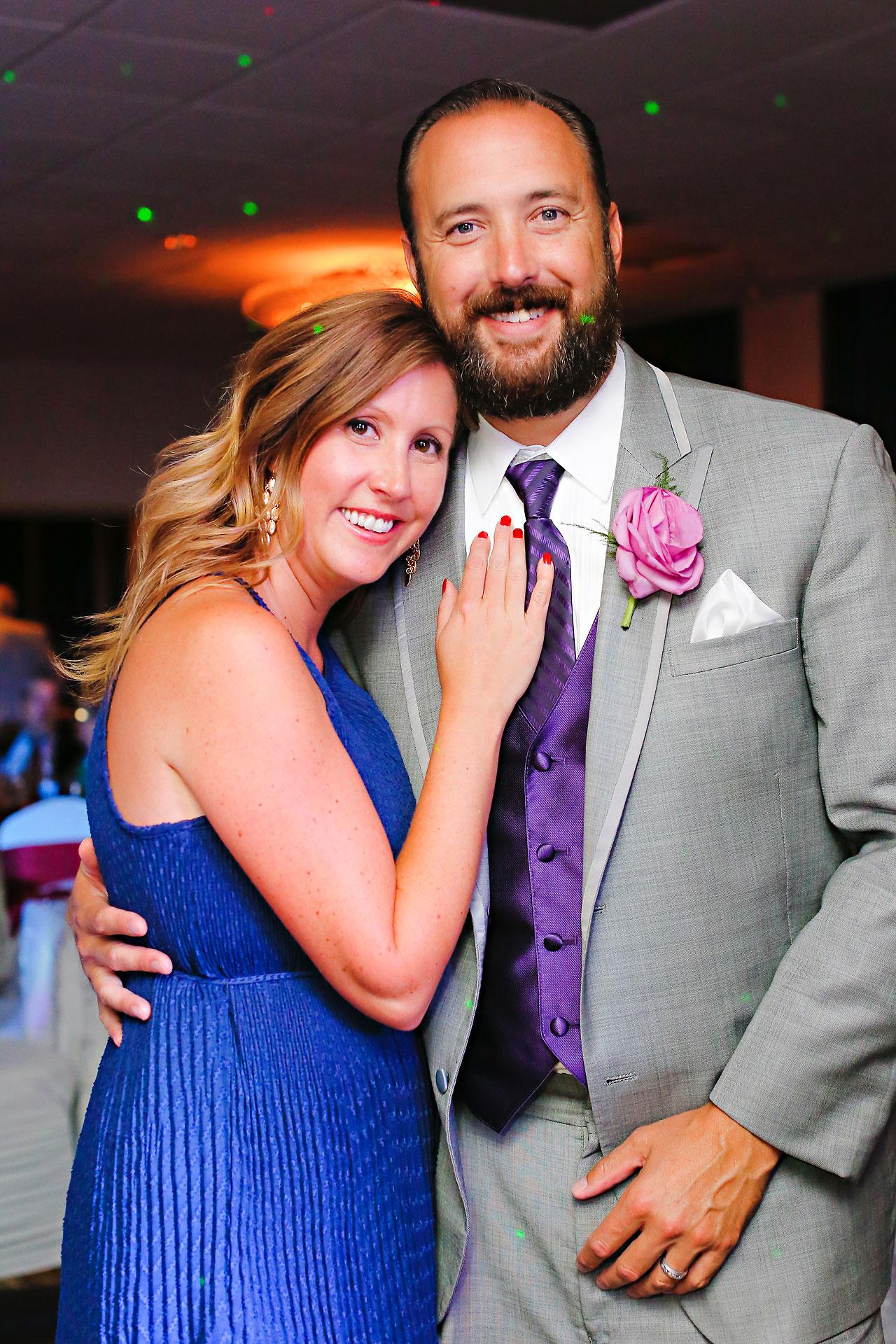Megan Mike Sheraton Indianapolis Wedding 226