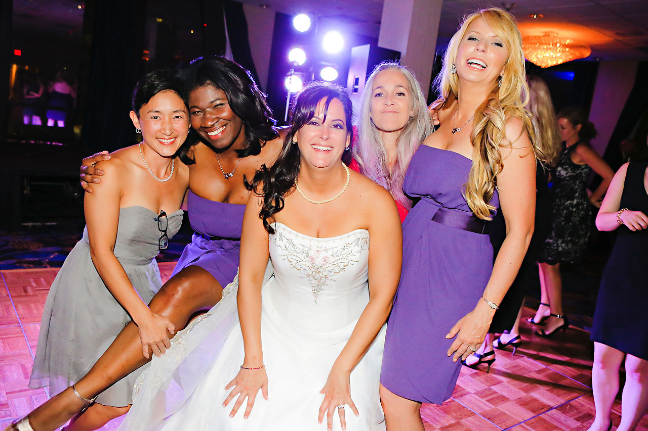 Megan Mike Sheraton Indianapolis Wedding 221