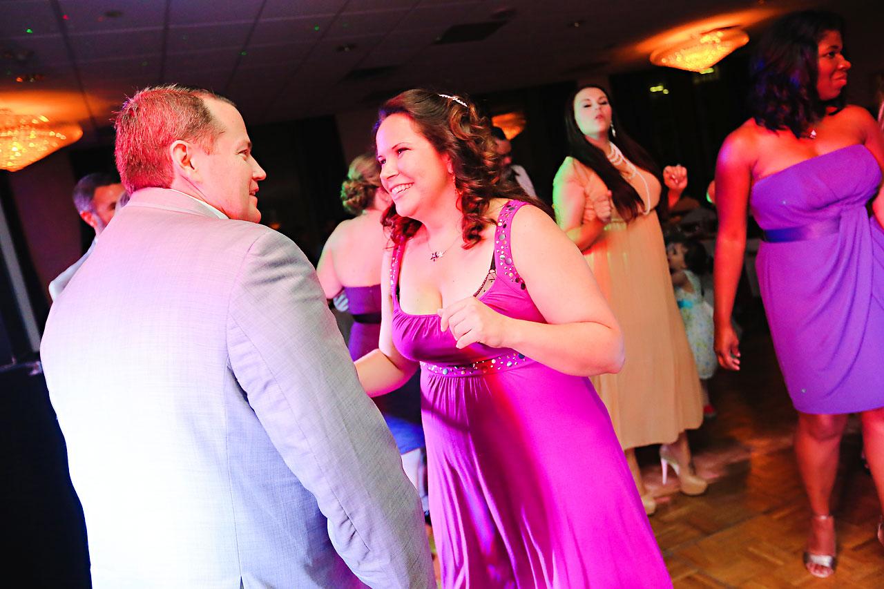 Megan Mike Sheraton Indianapolis Wedding 222