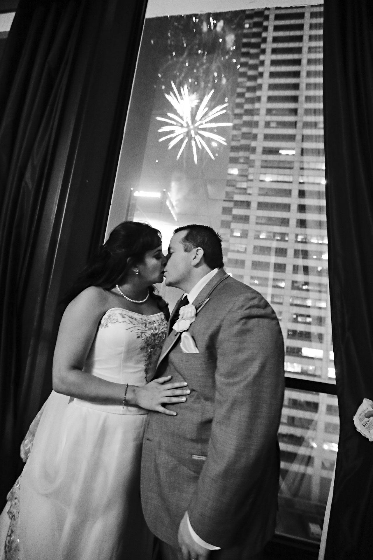 Megan Mike Sheraton Indianapolis Wedding 218