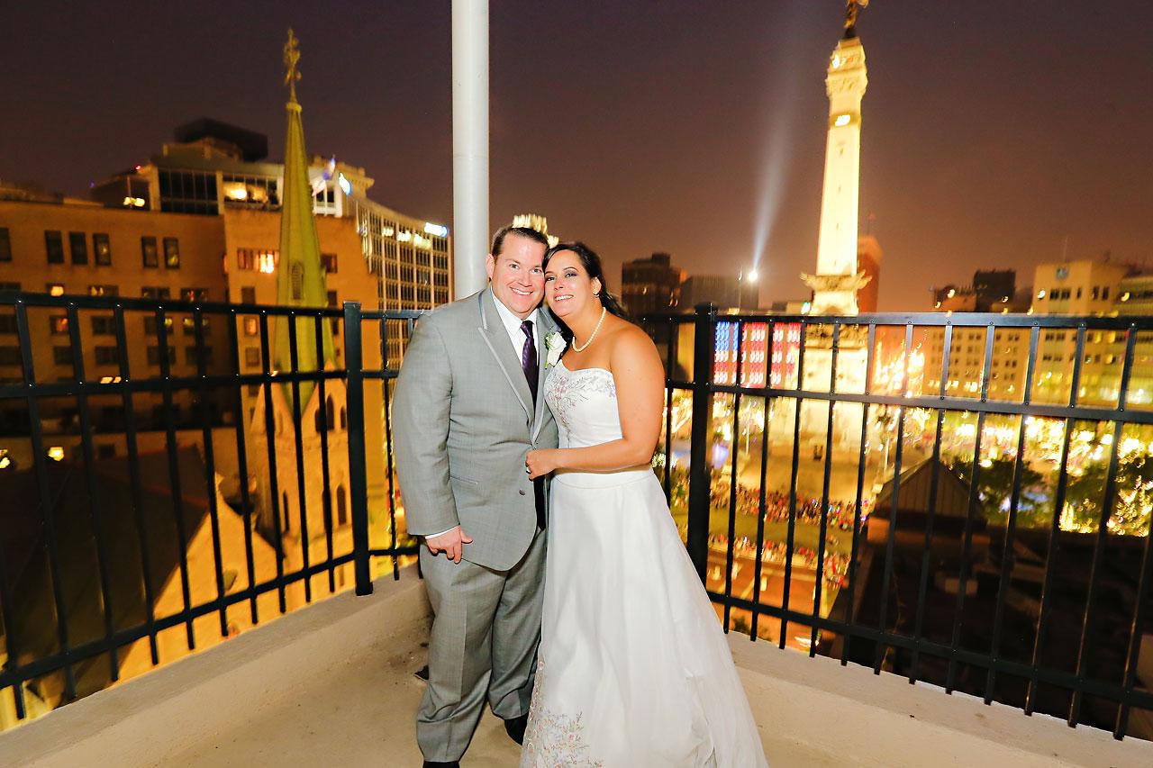 Megan Mike Sheraton Indianapolis Wedding 211