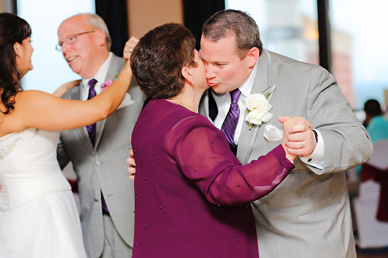 Megan Mike Sheraton Indianapolis Wedding 197