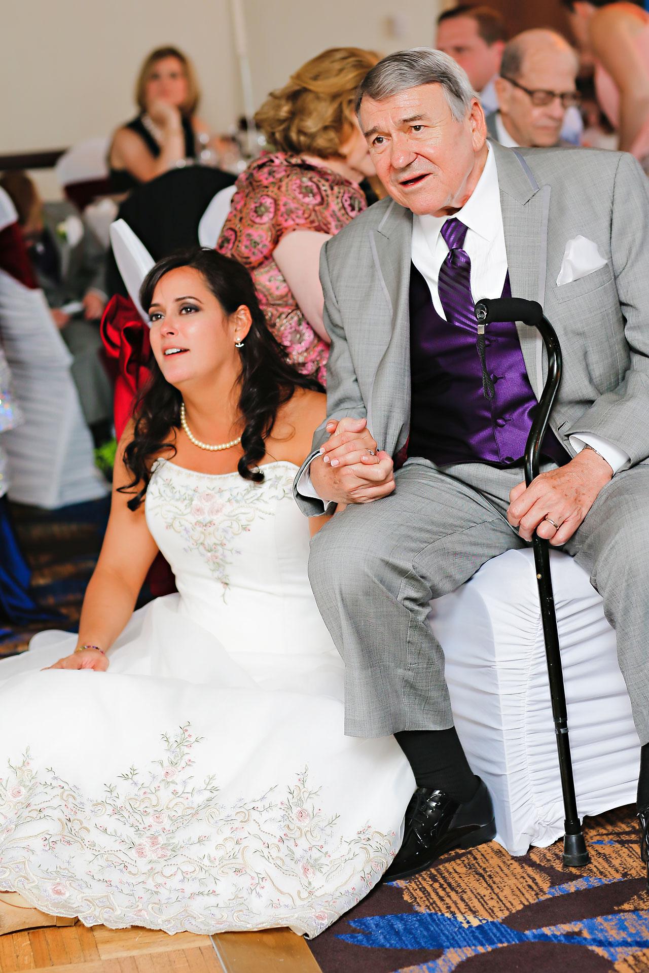 Megan Mike Sheraton Indianapolis Wedding 193
