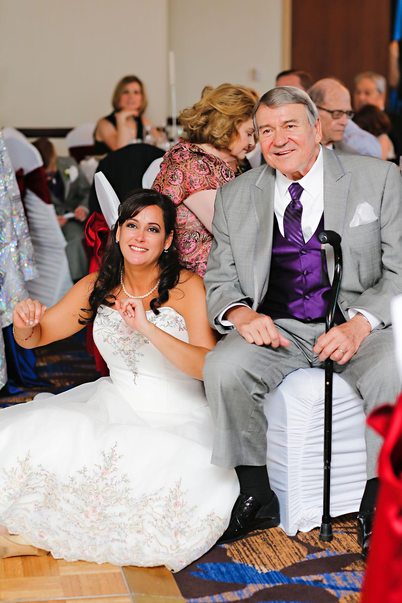 Megan Mike Sheraton Indianapolis Wedding 189