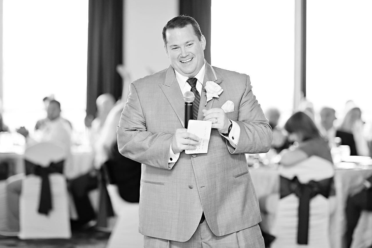 Megan Mike Sheraton Indianapolis Wedding 182