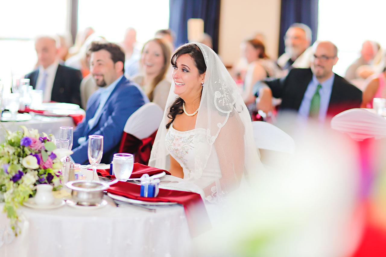 Megan Mike Sheraton Indianapolis Wedding 183
