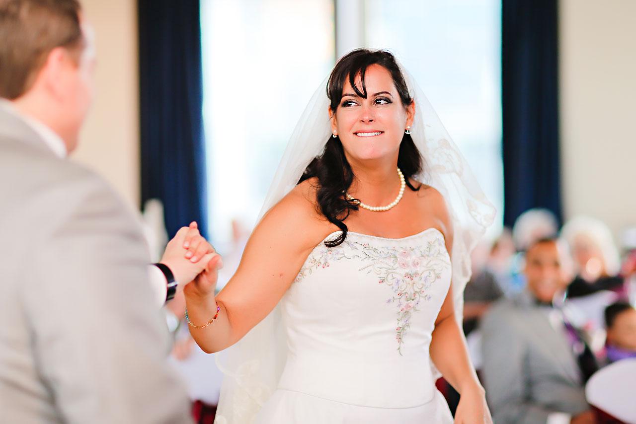 Megan Mike Sheraton Indianapolis Wedding 175