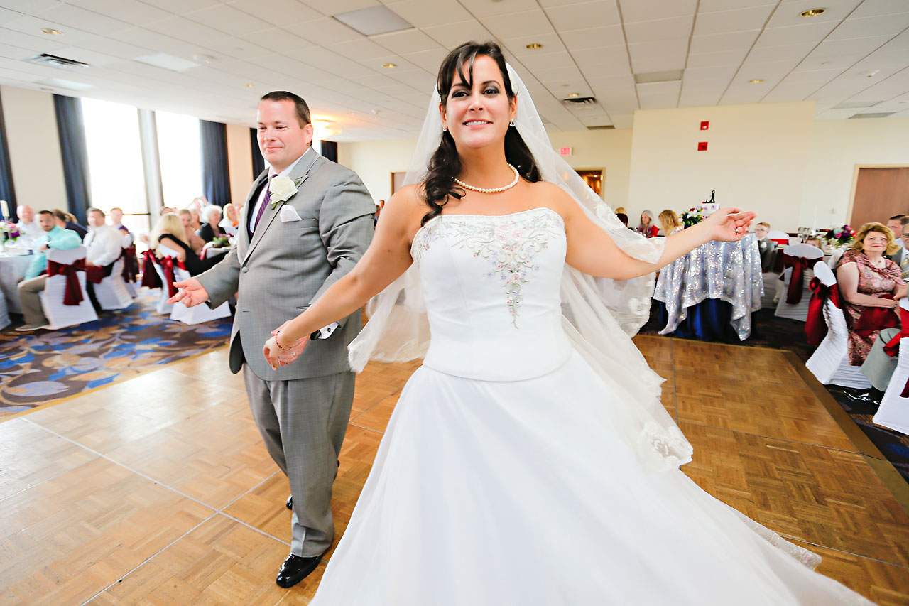 Megan Mike Sheraton Indianapolis Wedding 170