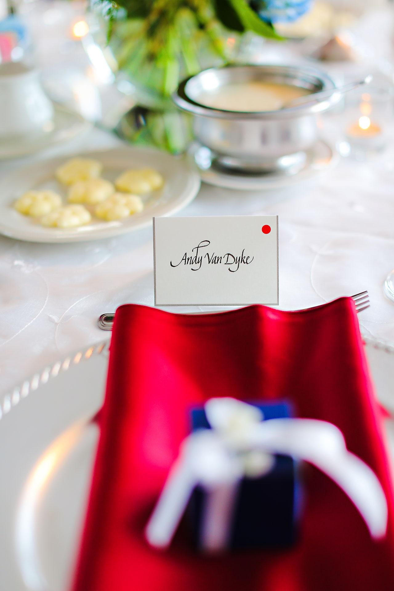 Megan Mike Sheraton Indianapolis Wedding 143