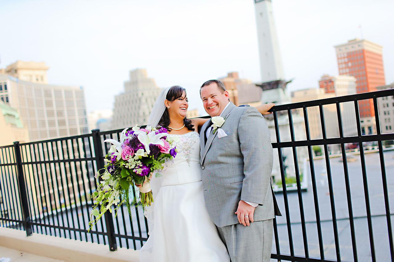 Megan Mike Sheraton Indianapolis Wedding 137
