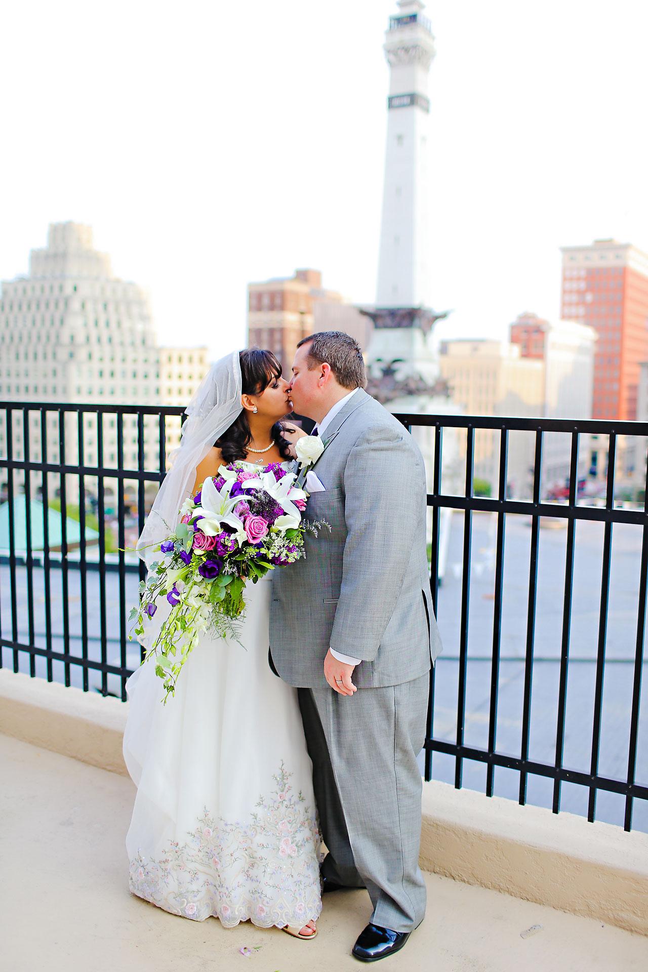 Megan Mike Sheraton Indianapolis Wedding 135