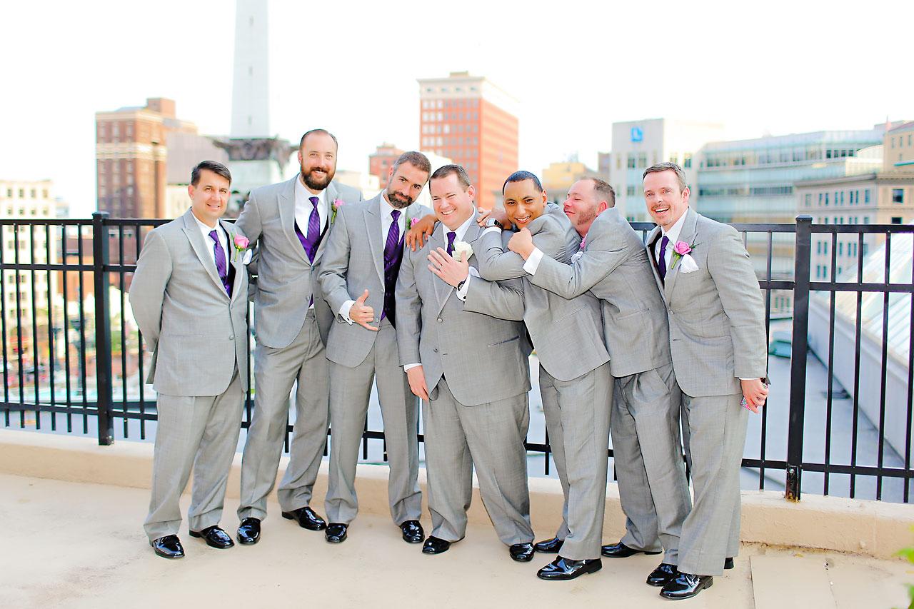 Megan Mike Sheraton Indianapolis Wedding 136