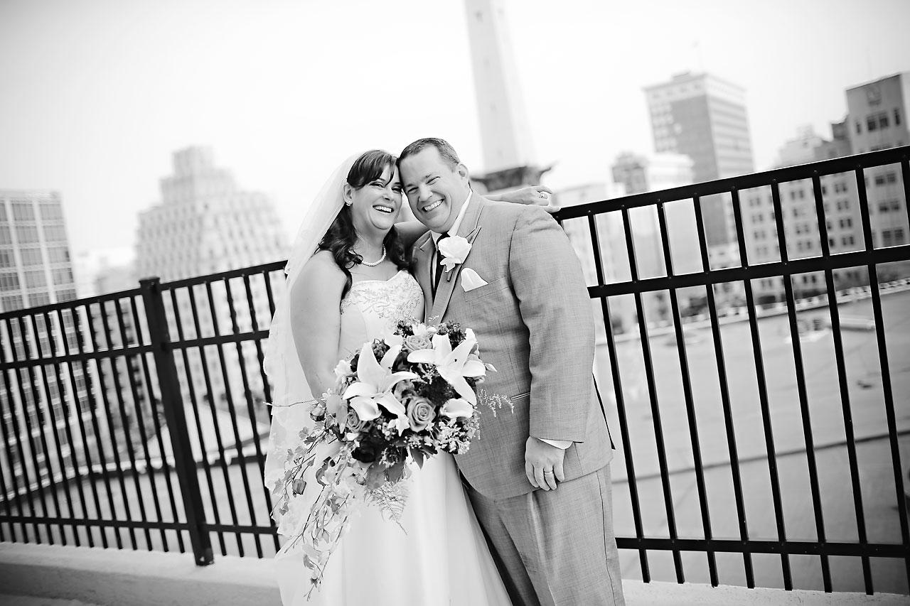 Megan Mike Sheraton Indianapolis Wedding 133