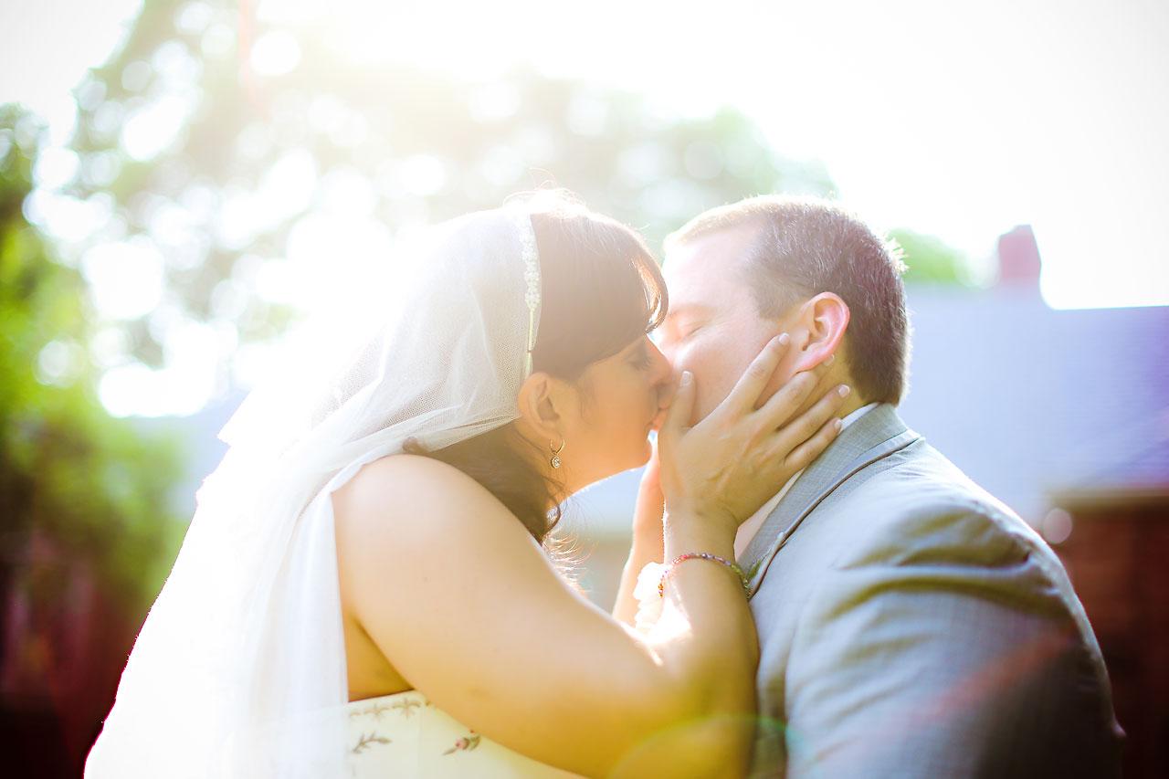 Megan Mike Sheraton Indianapolis Wedding 126
