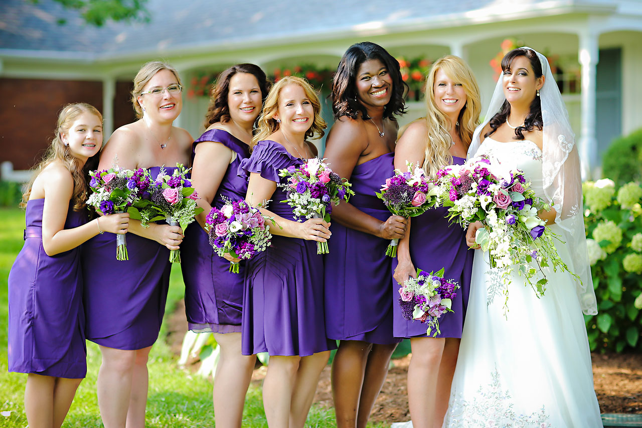 Megan Mike Sheraton Indianapolis Wedding 120