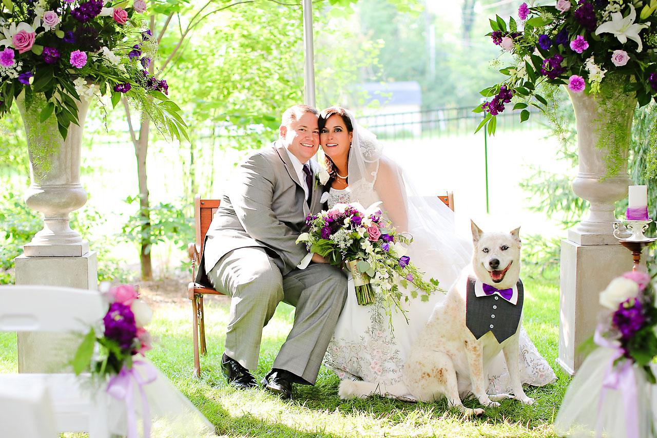 Megan Mike Sheraton Indianapolis Wedding 121