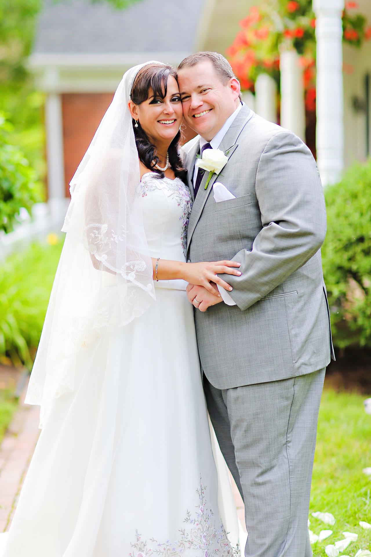 Megan Mike Sheraton Indianapolis Wedding 115