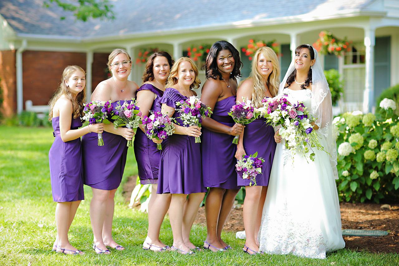 Megan Mike Sheraton Indianapolis Wedding 113