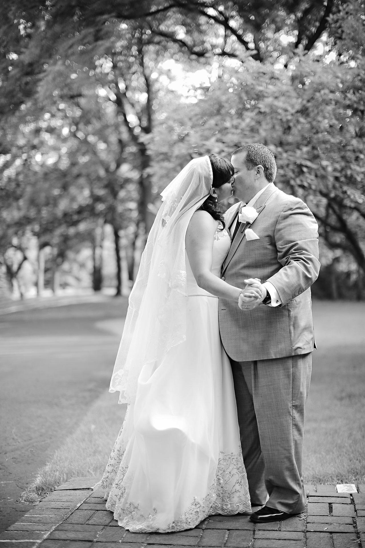 Megan Mike Sheraton Indianapolis Wedding 110
