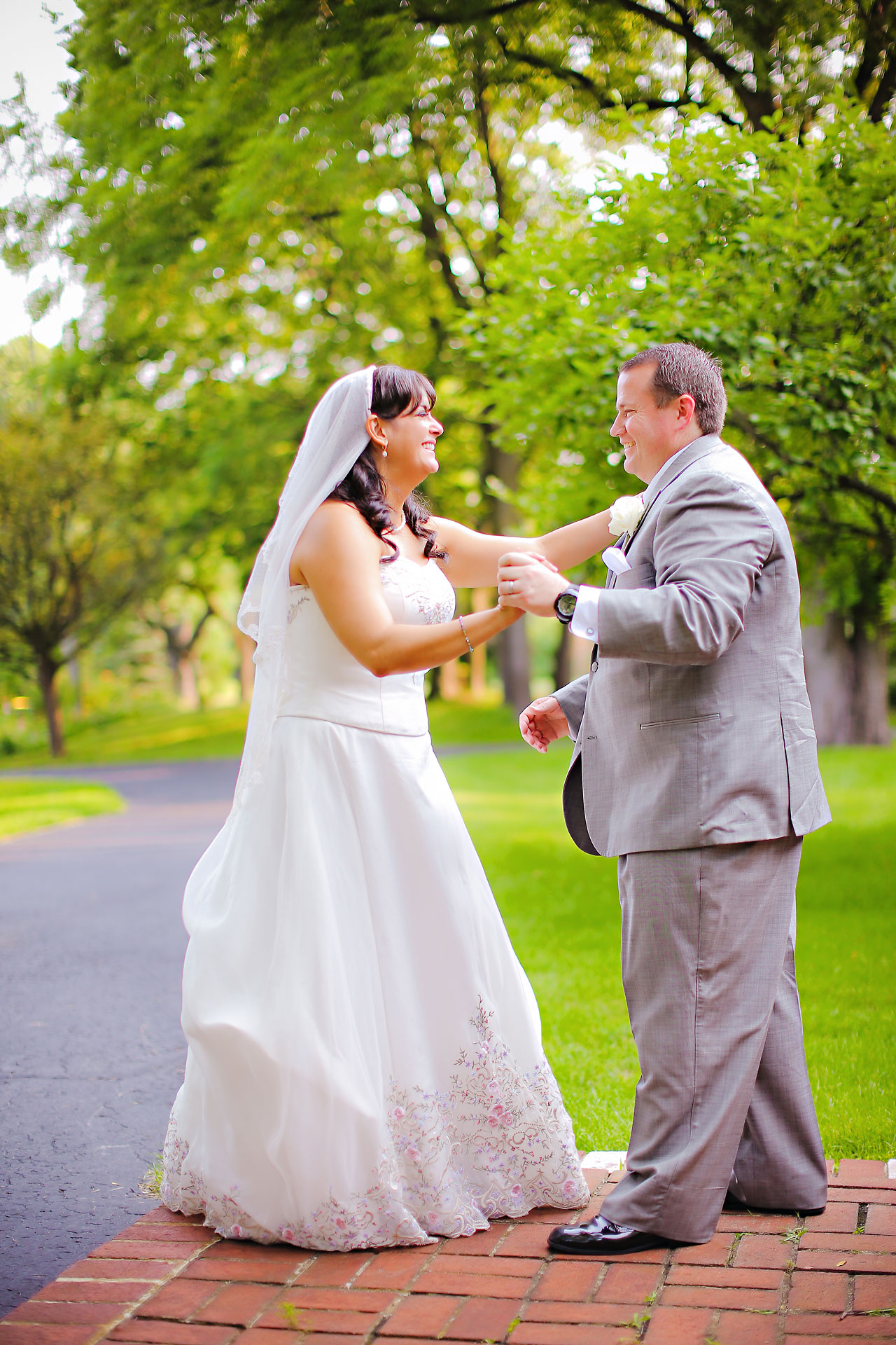 Megan Mike Sheraton Indianapolis Wedding 107