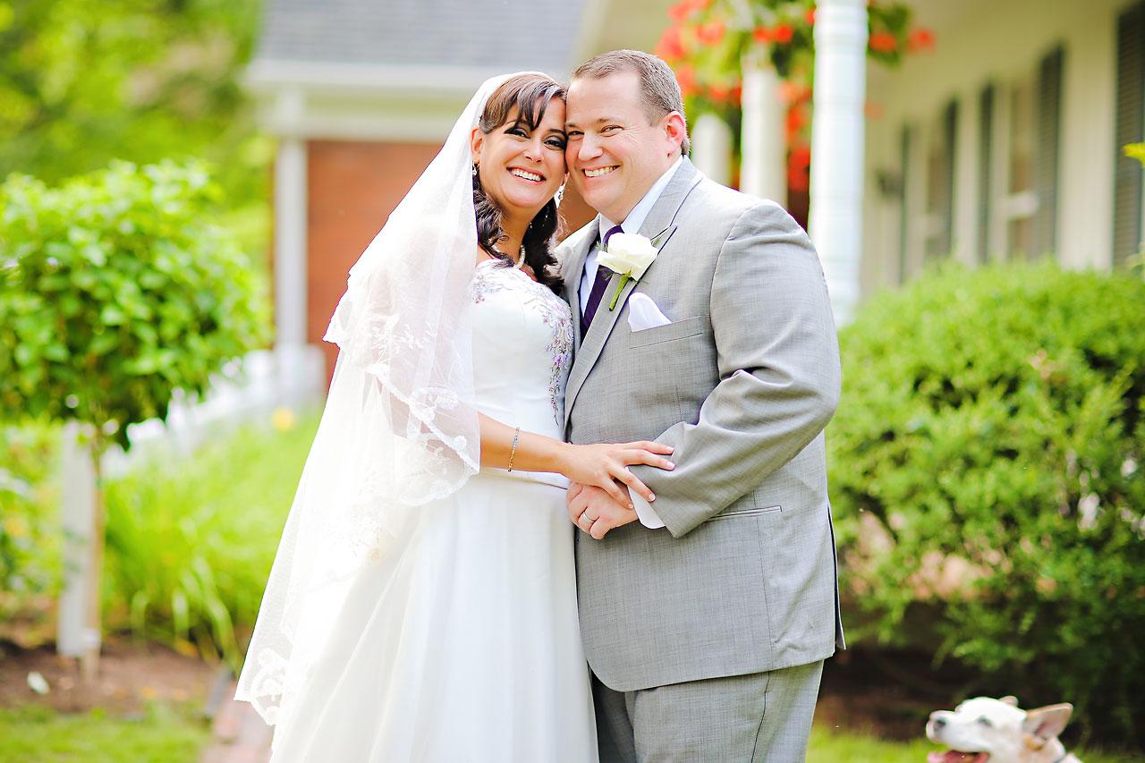 Megan Mike Sheraton Indianapolis Wedding 104