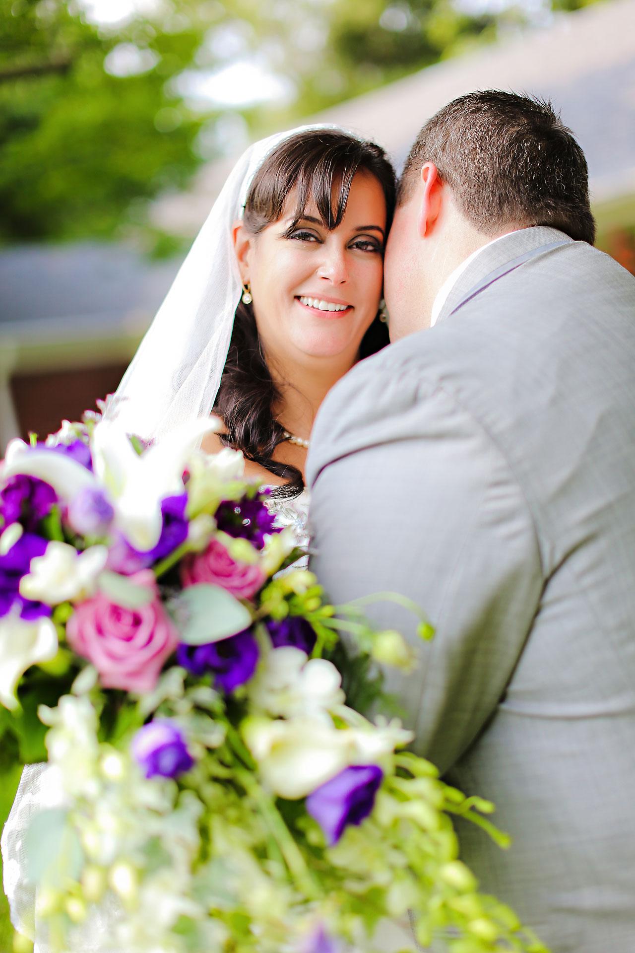 Megan Mike Sheraton Indianapolis Wedding 101