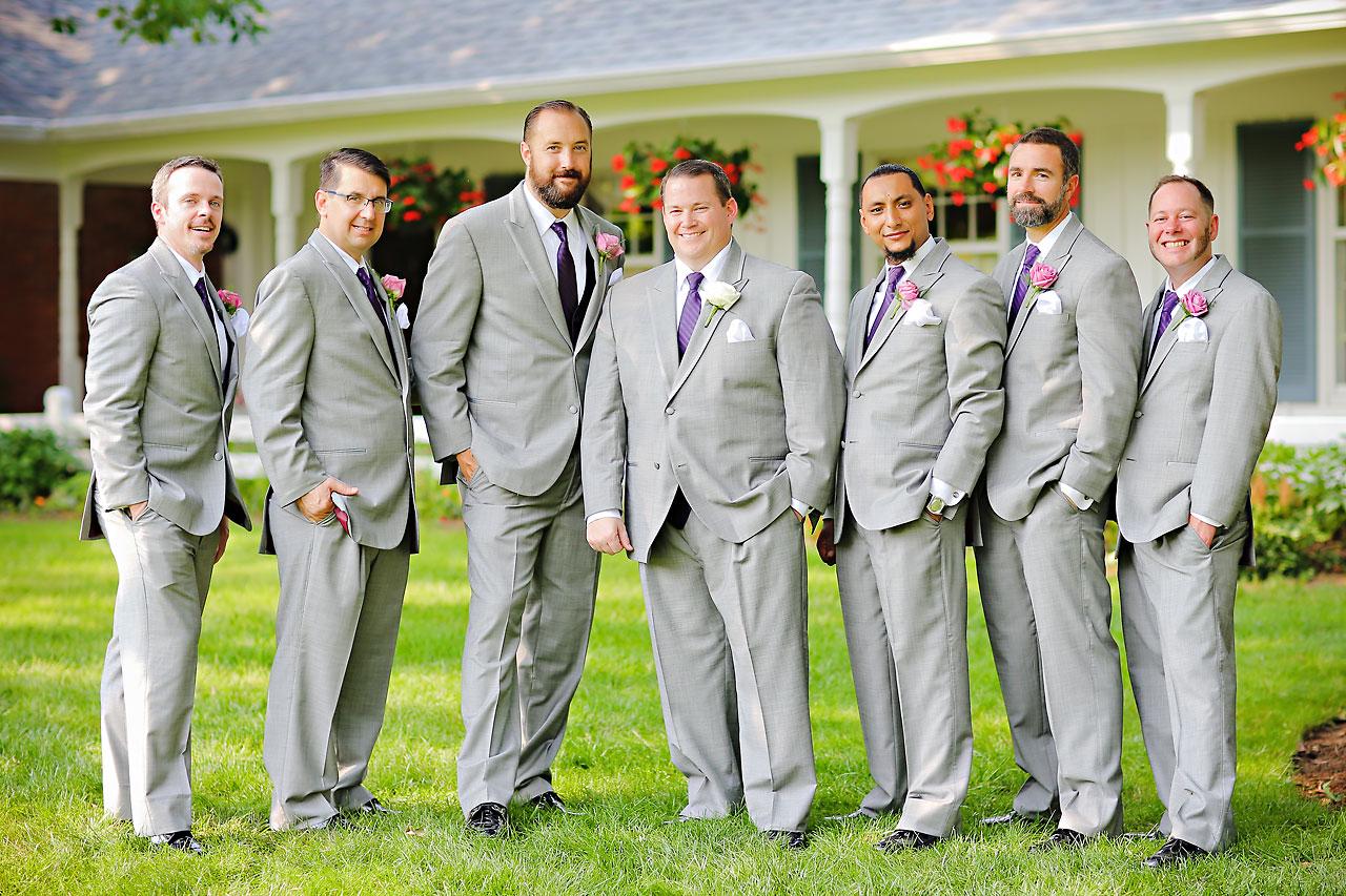 Megan Mike Sheraton Indianapolis Wedding 096