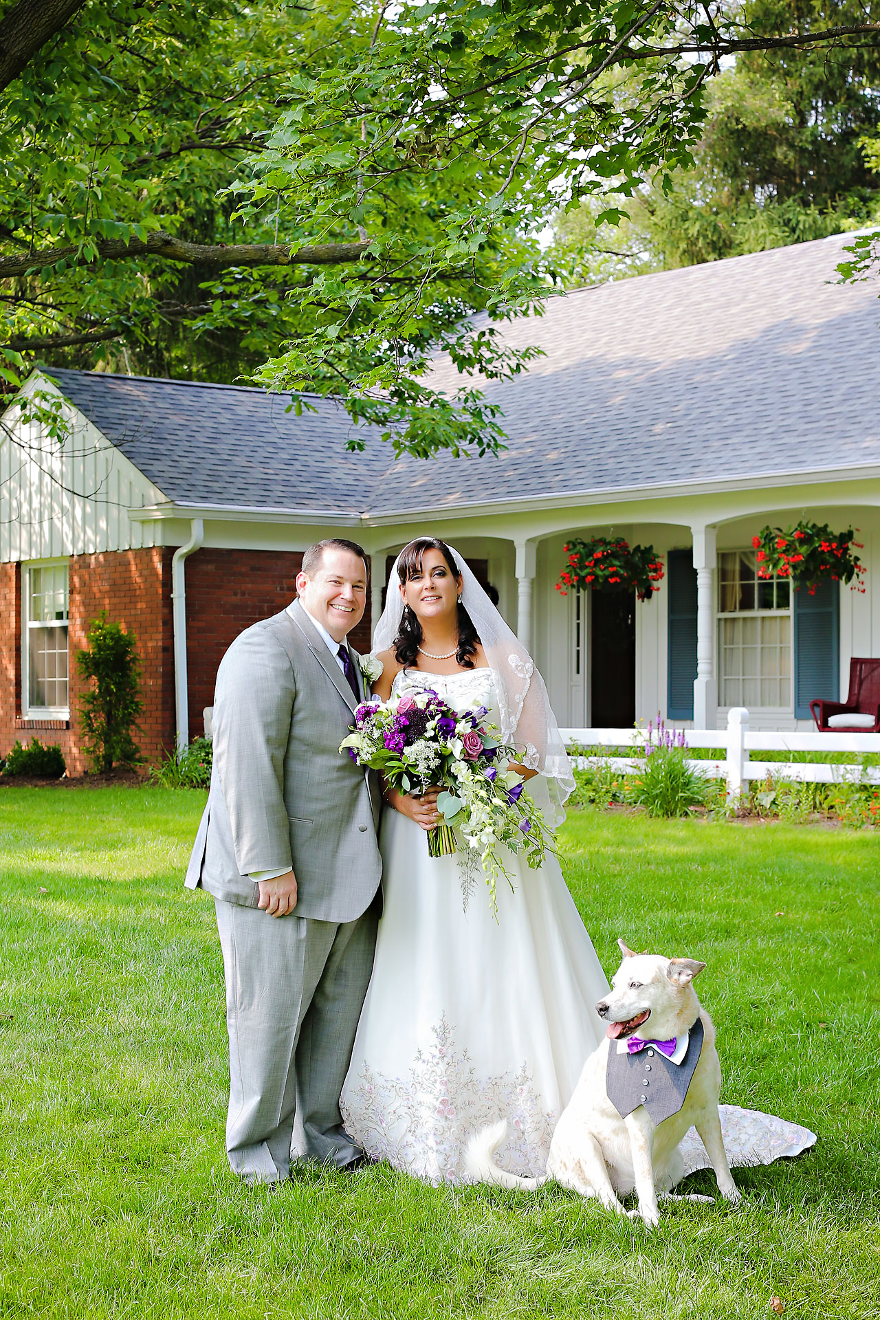 Megan Mike Sheraton Indianapolis Wedding 090