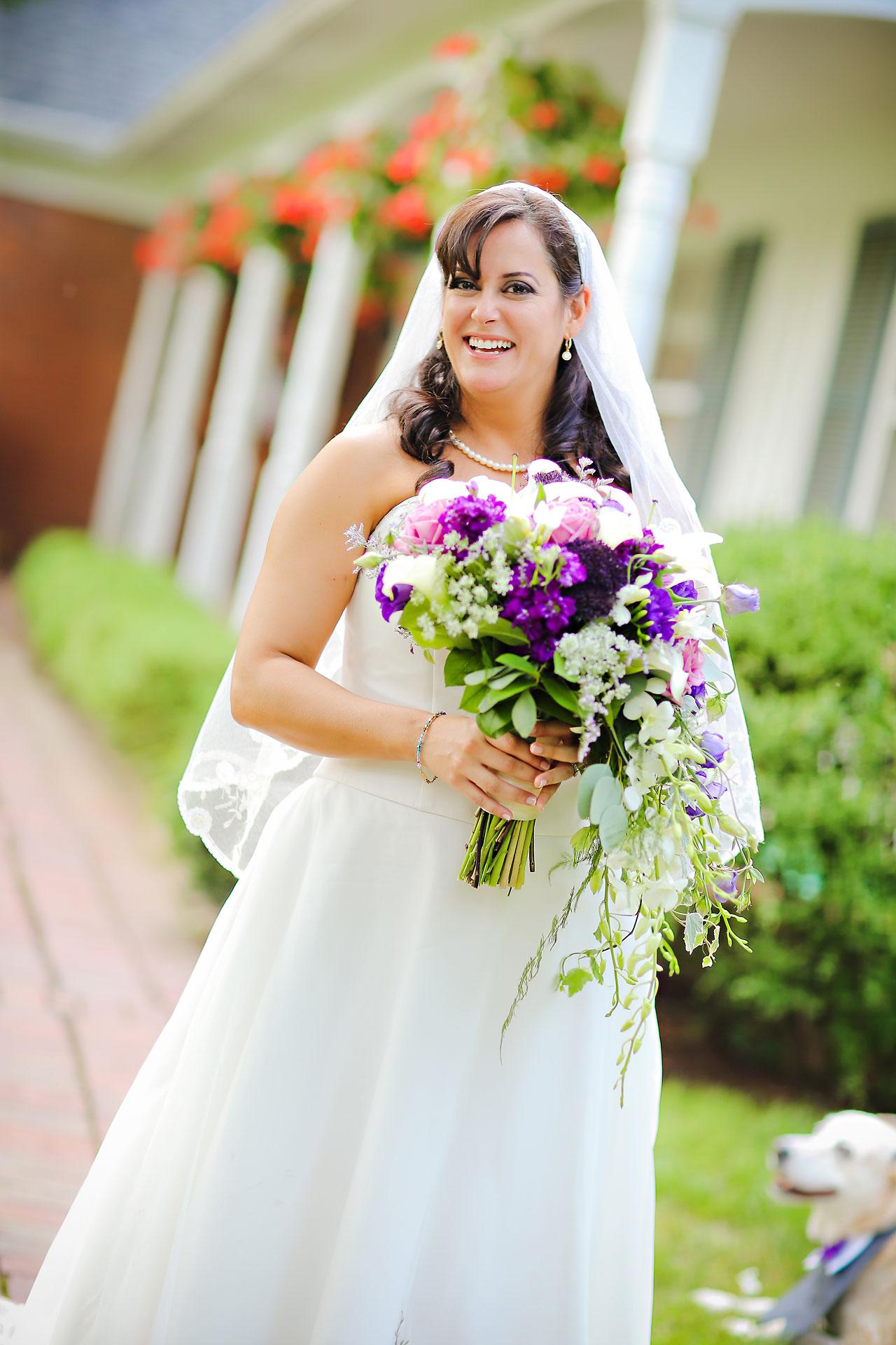 Megan Mike Sheraton Indianapolis Wedding 086