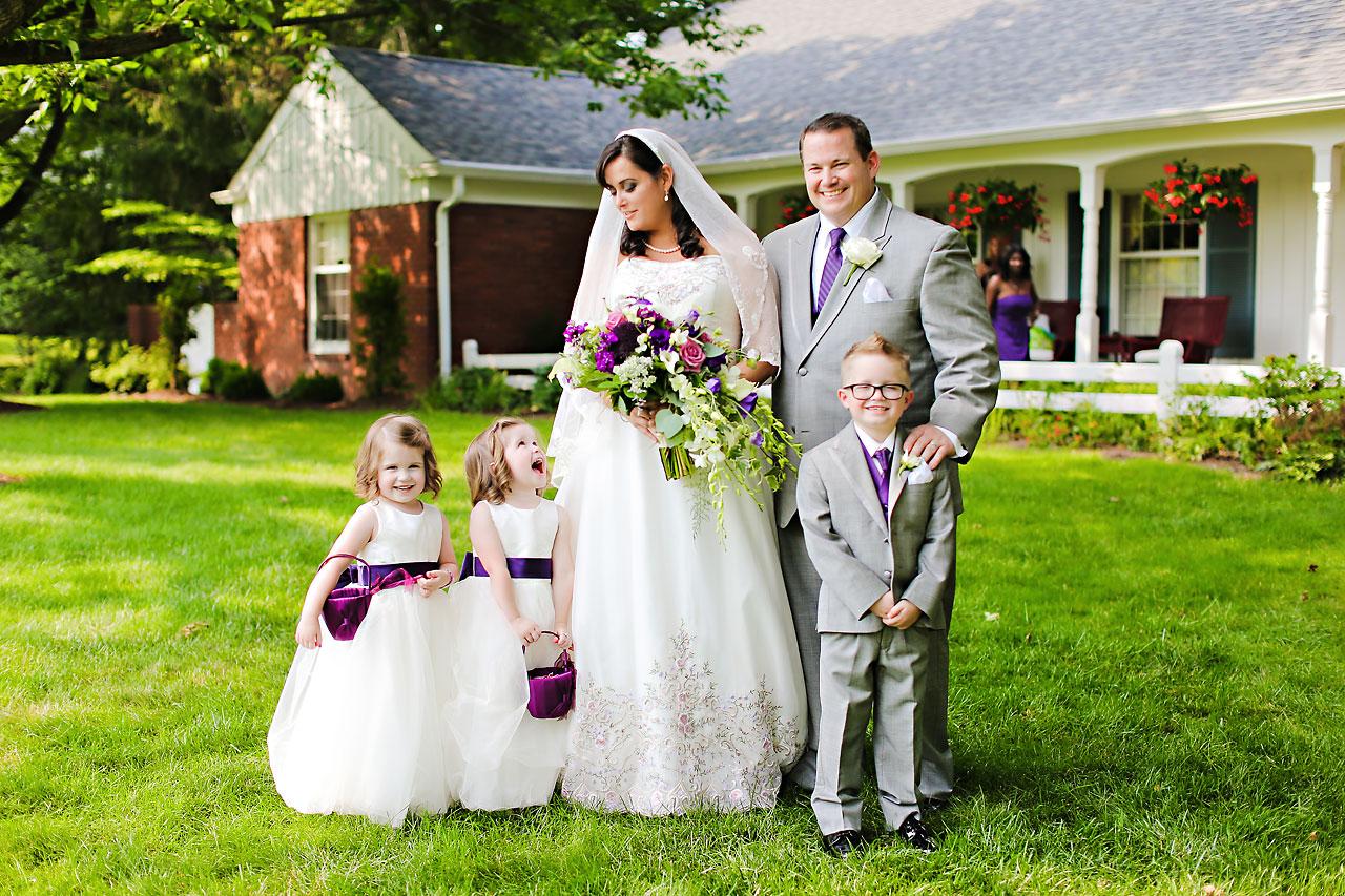 Megan Mike Sheraton Indianapolis Wedding 088