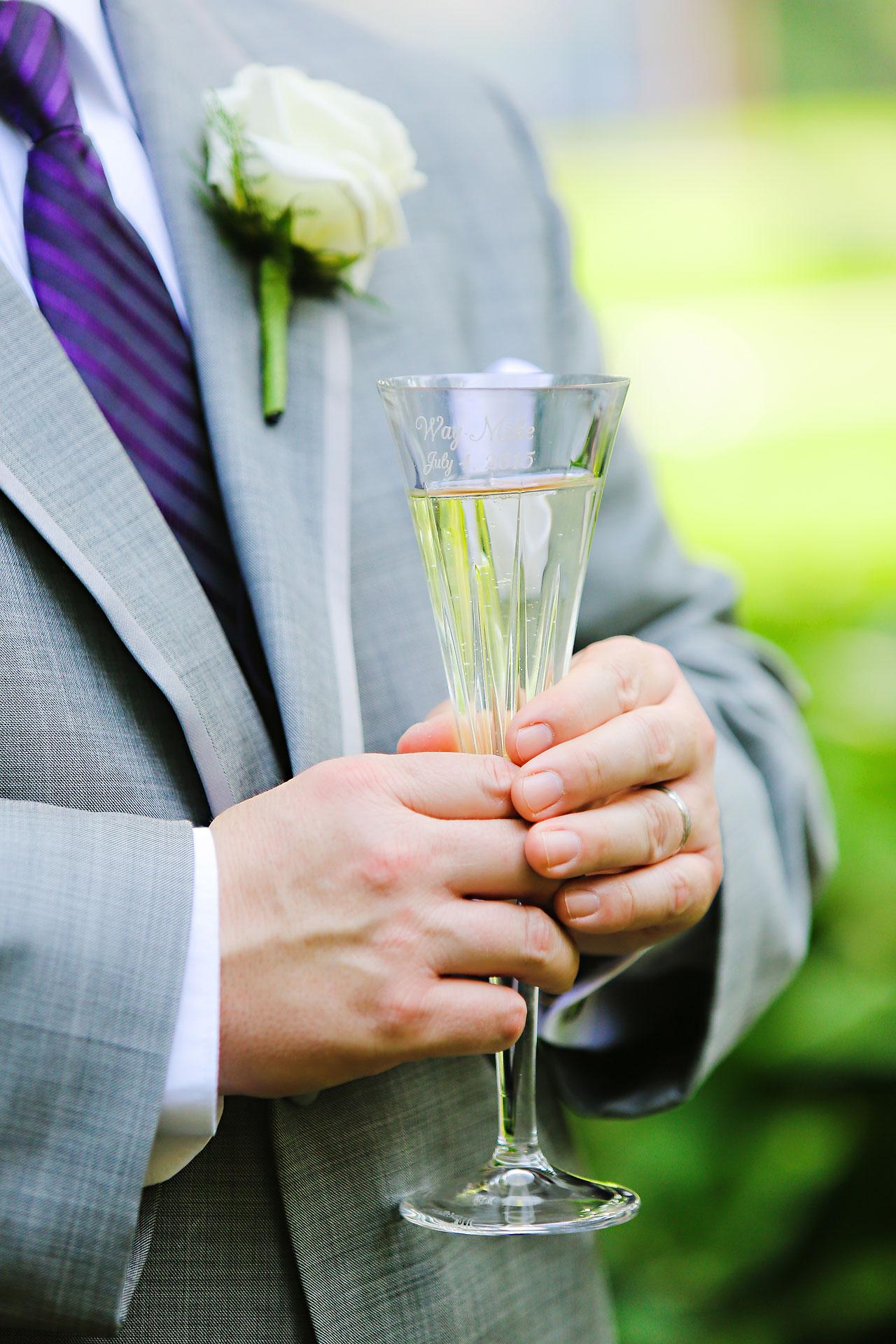 Megan Mike Sheraton Indianapolis Wedding 084