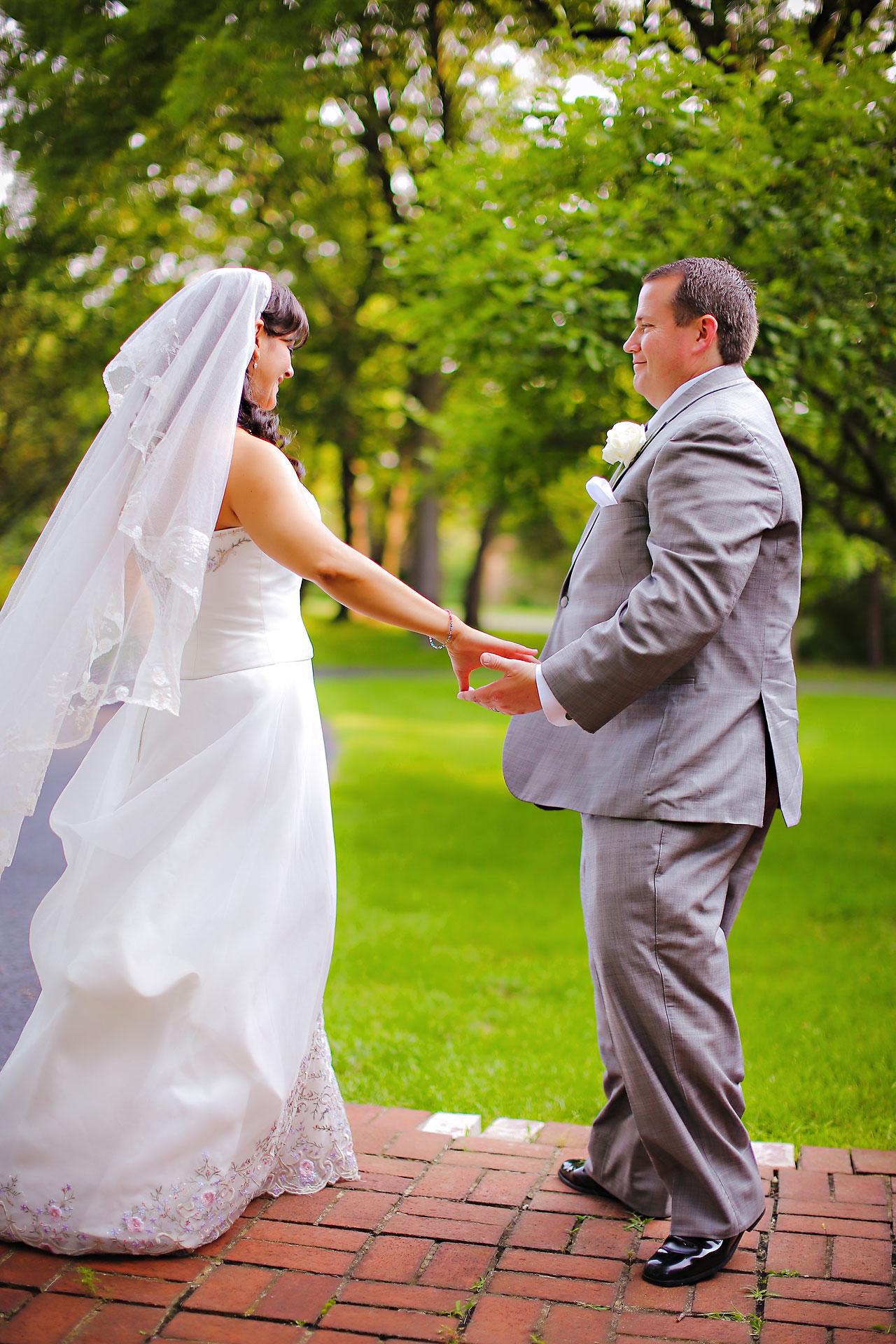 Megan Mike Sheraton Indianapolis Wedding 085
