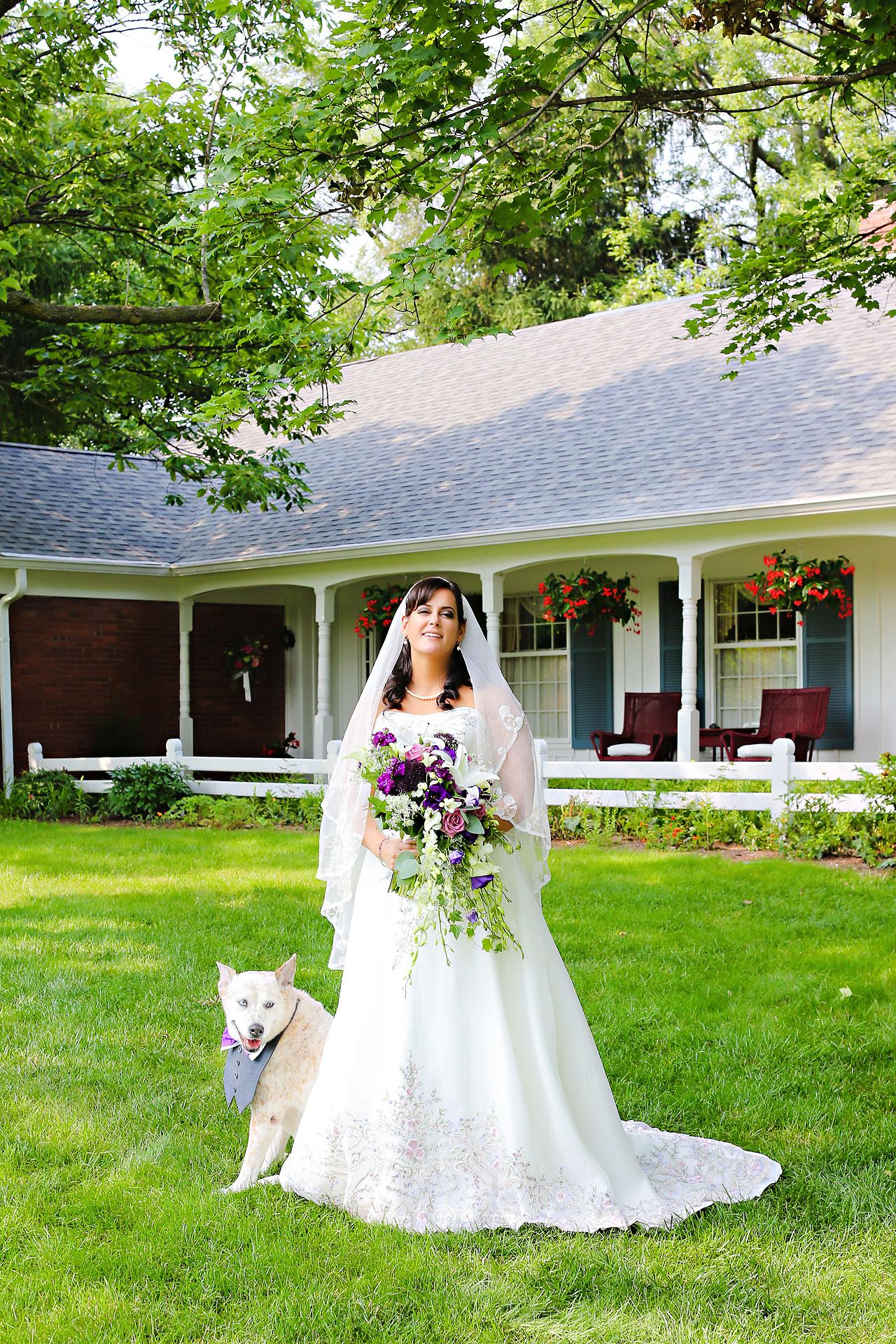 Megan Mike Sheraton Indianapolis Wedding 083