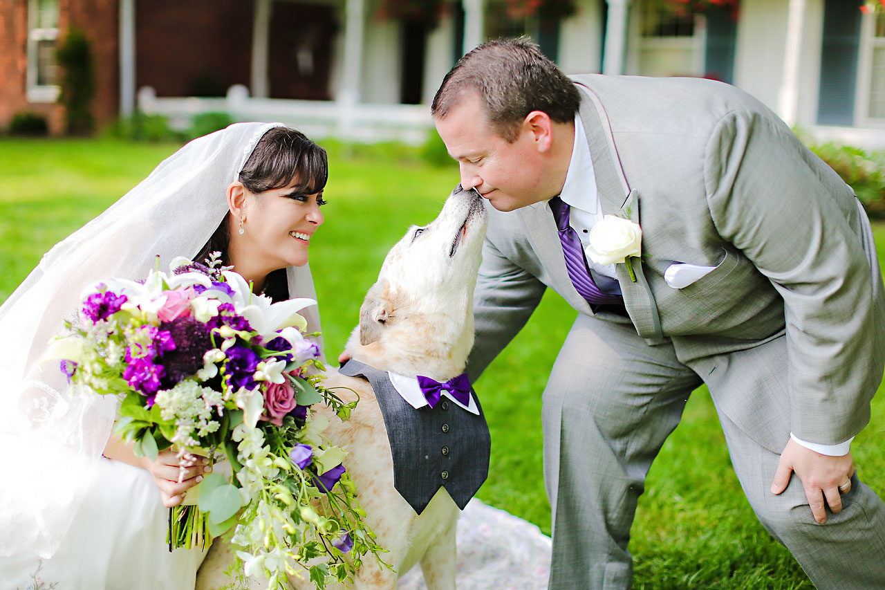 Megan Mike Sheraton Indianapolis Wedding 080