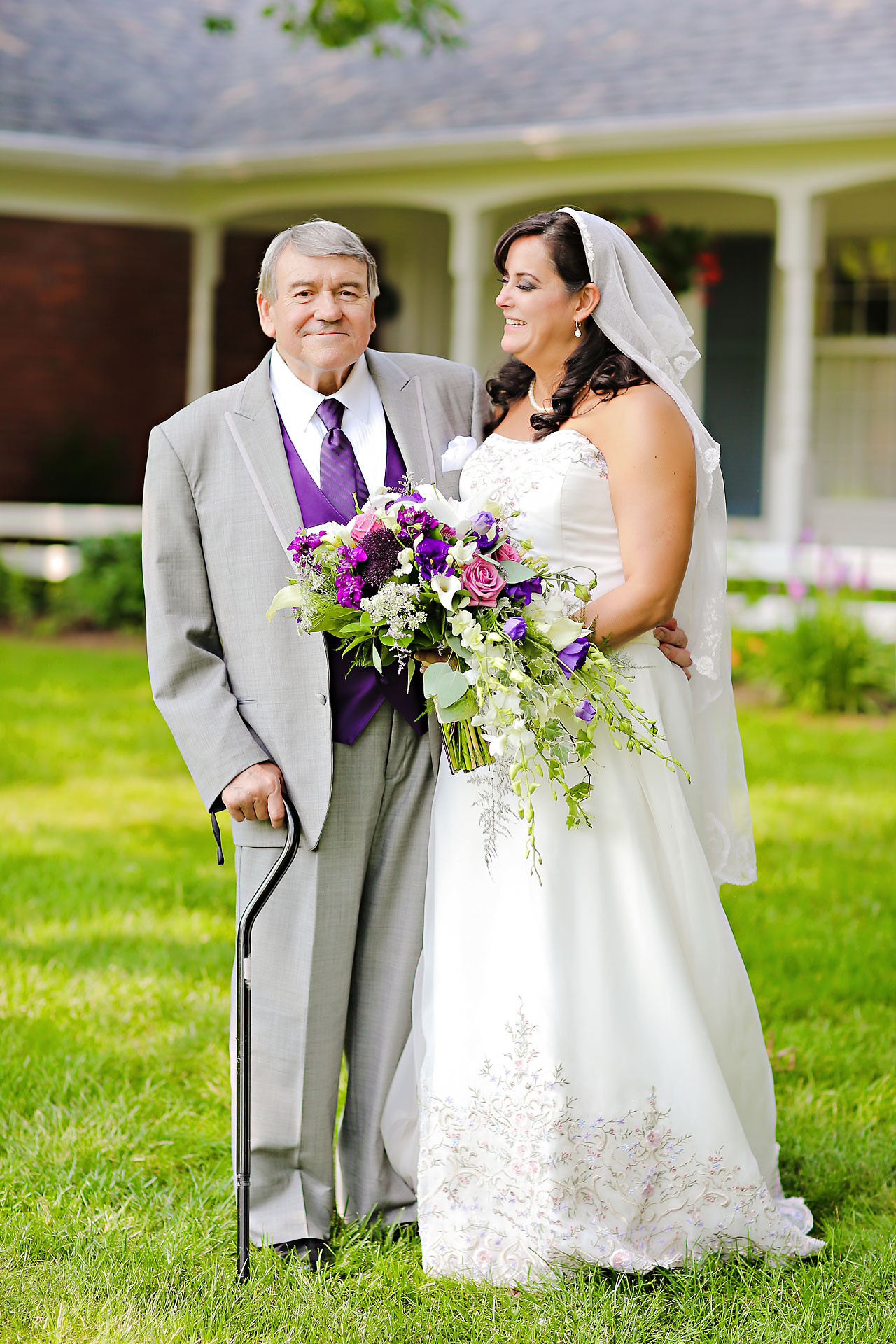 Megan Mike Sheraton Indianapolis Wedding 074