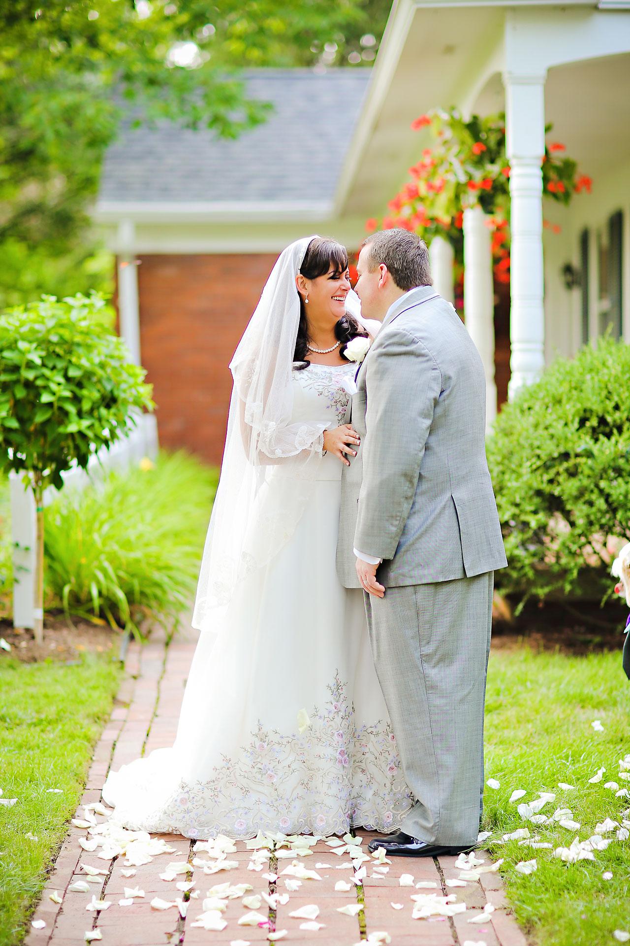 Megan Mike Sheraton Indianapolis Wedding 077