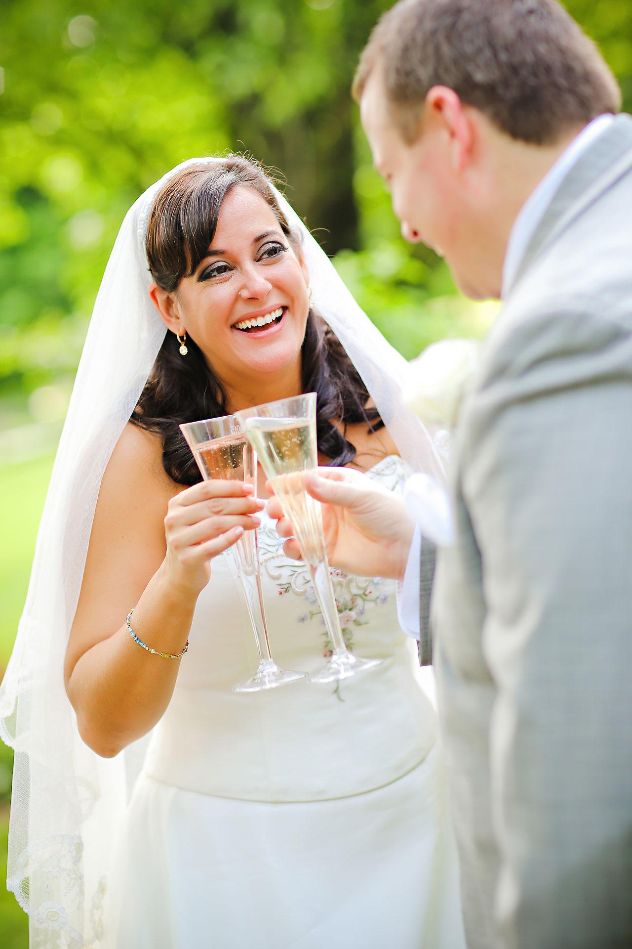 Megan Mike Sheraton Indianapolis Wedding 073