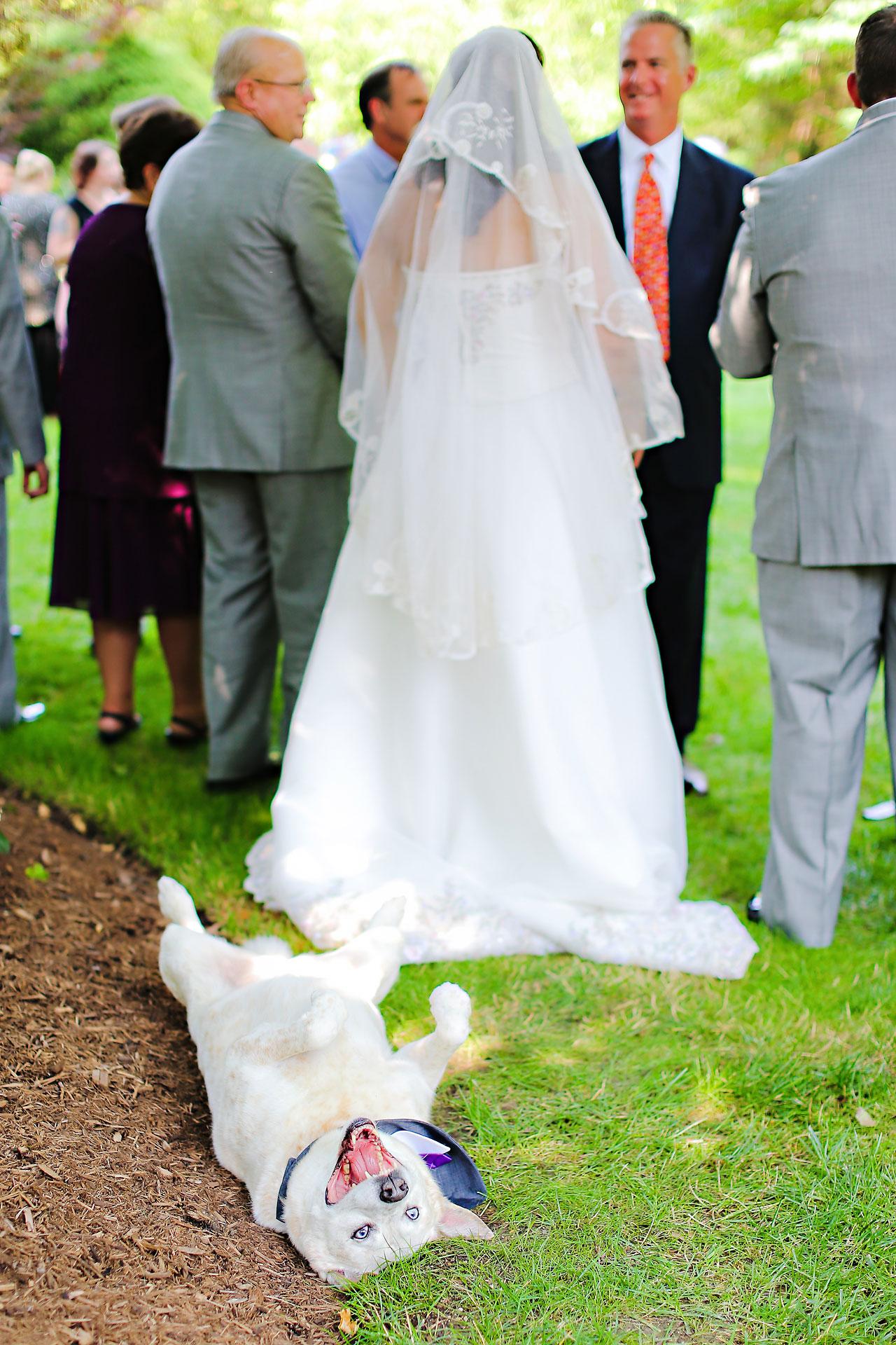 Megan Mike Sheraton Indianapolis Wedding 063