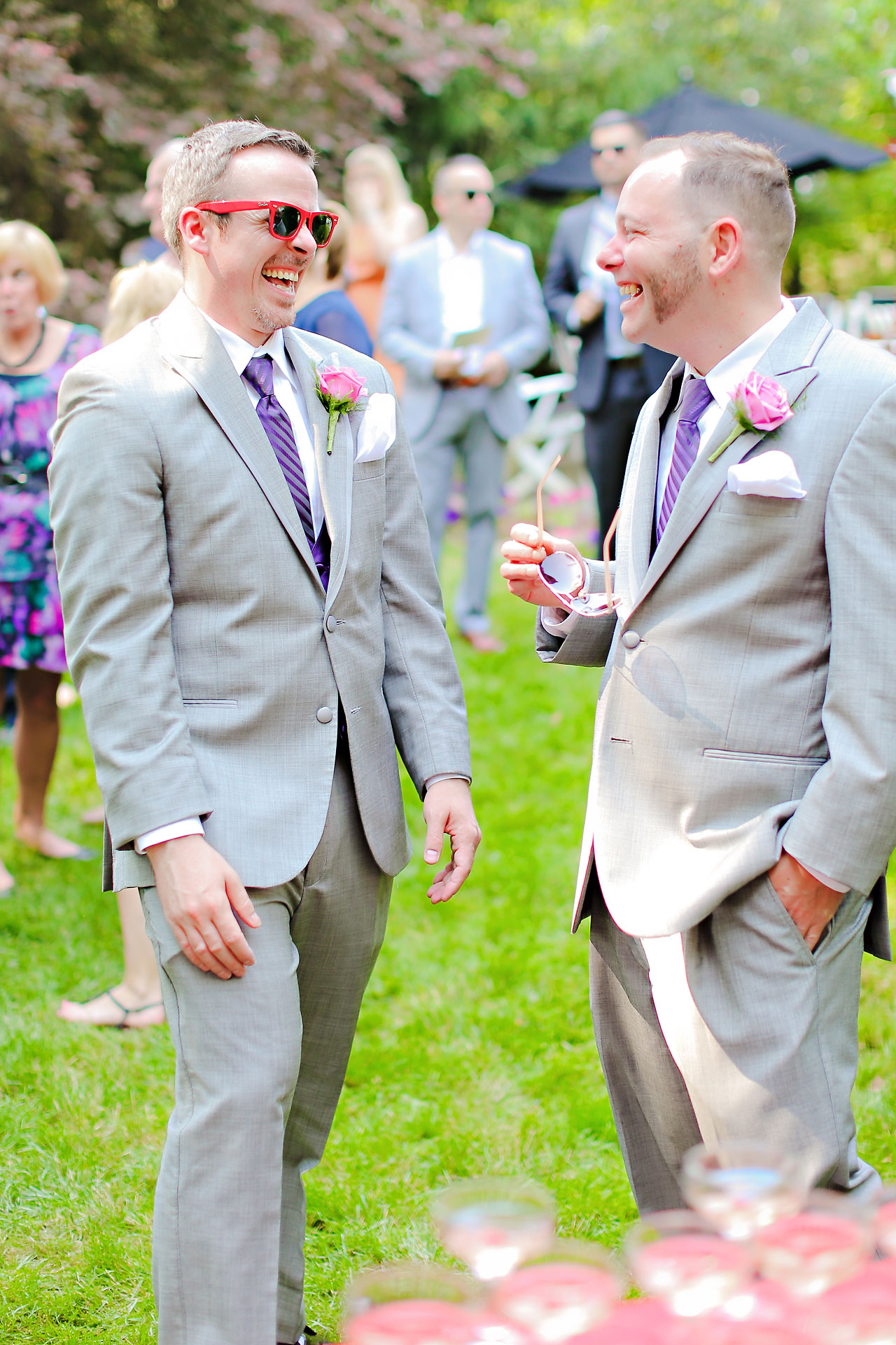 Megan Mike Sheraton Indianapolis Wedding 059